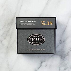 Smith Teamaker Pack of 1 x  Black Tea Brahmin 15 Bags