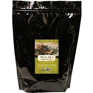 Numi Organic Tea Numi té orgánico, hojas sueltas verde y té blanco, bolsa de 16 onzas