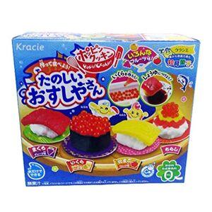 ND Kracie Popin Cookin Sushi Kid (Dulce para preparar en forma de comida Sushi)