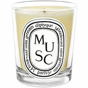 Diptyque Musc Scented Candle, 6.5 Ounce