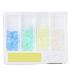 Bracon Kit de pulido dental Acabado compuesto dental Discos de pulido Tiras Suministros dentales Material de relleno de resina