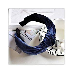 salmoph cadia-headbands Nudo principal de la manera Hairband pelo de las muchachas del aro de banda de venda de los accesorios para la Mujer Scrunchy Adornos tocado, 2