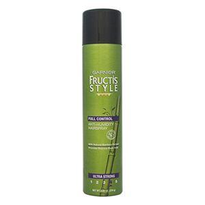 Garnier Fructis Style Full Control Anti-Humidity Hairspray, Ultra Strong Hold, 8.25 oz.