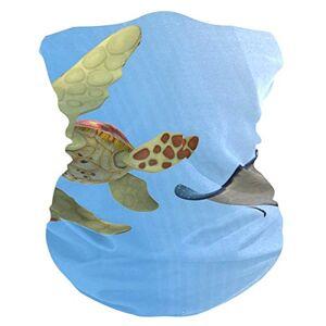 GREEDCLOUD Turtle Pixar Outdoor Magic Headband Multifunctional Elastic Seamless Bandana Scarf UV Resistence Sport Headwear