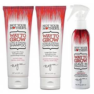 Not Your Mother Way to Grow Shampoo & Conditioner Bundle by