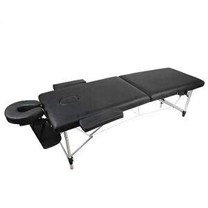 TARSHYRY Mesa de masaje portátil, cama de masaje profesional, mesa de masaje plegable, cama de masaje de cuero PU suave y firme para salón de spa de 22,8 a 32,3 pulgadas