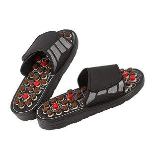rui tai Sandalia masajeadora de pies para terapia de acupuntura y masajeador de pies, para mujer, Como se muestra, 40-41