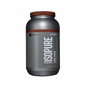 NATURE'S BEST Isopure Low Carb 3 Lbs sabor Chocolate Nature´s Best.