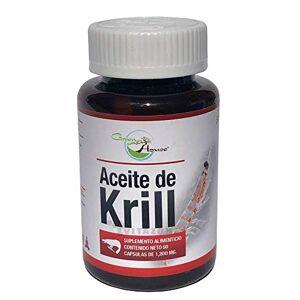 Green House Aceite de Krill 60 cápsulas de 1.2 grs