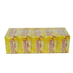 Extra Joss Polvo para bebidas energéticas activas, 5 paquetes (5 paquetes de 12 sobres de 4 g)