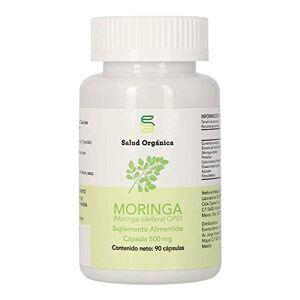 INNATA Salud Orgánica   Moringa, frasco de 90 cápsulas de 500mg