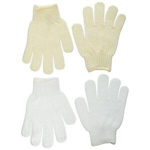 Earth Therapeutics Exfoliating Hydro Gloves Body Care, 2 Piece
