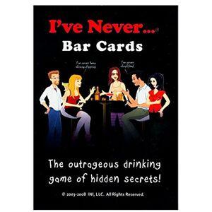 No Brand I've never bar cards