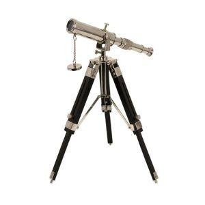 Imax 60062Voyager Mesa telescopio, Negro y Plateado