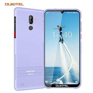Oukitel Y1000 Smartphone Desbloqueado Resistente, Violeta