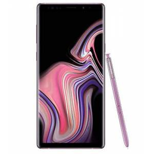 Samsung Galaxy Note 9 Desbloqueado SIM Sencilla 128GB 6GB RAM SM-N960F/DS Lavender Purple
