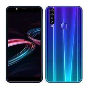 anglebless109MX Teléfono Inteligente Android A9s de 5.99 Pulgadas 512MB + 4GB MTK6580 Tapa Trasera de Vidrio de Cuatro núcleos Teléfono móvil