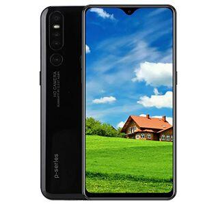 Ciglow Teléfonos celulares desbloqueados Soporte de Pantalla Full HD de 6.3 Pulgadas Dual SIM GSM/3G WCDMA Red-3G ROM + 64G Ram 8MP + 18MP Cámaras duales-Android 9.1-4800mah(US)