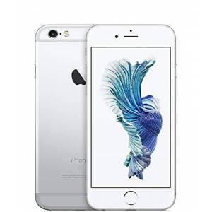 Apple iPhone 6s Plata 32 GB (Renewed)