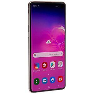 "Samsung Galaxy S10 128GB SM-G973 6.1"" Dual Sim LTE Libre de Fabrica (Version Internacional) Negro"
