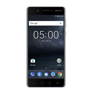 Nokia 5 Cámara Android 8.0-16 GB 13MP Dual SIM Desbloqueado Smartphone, 5.2, Azul