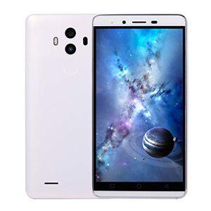 anglebless109MX M10 Lightweight 5.0 Inch Screen Dual Core 512MB RAM + 4GB Smart Phone 2.0MP + 2.0MP Camera 3G Teléfono móvil para Android 4.4