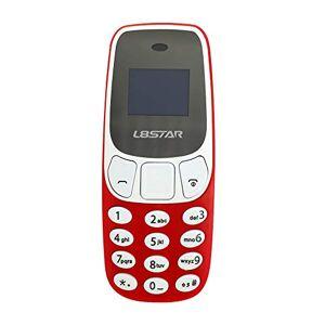 ROWEQPP BM10 Pocket Mini gsm Teléfono móvil Bluetooth Dialer Headset Teléfono móvil Red