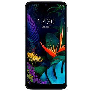 "LG K50 32GB, 3GB, 6.26"", visualización HD+ de 6.26"", Certificado MIL-STD 810G, US + Global 4G LTE gsm Desbloqueado de fábrica LM-X520HM Modelo Internacional, Negro, 32 GB"