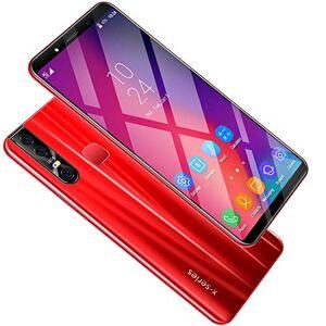 MeterMall Android Smartphone, X27 Plus 6.3inch Smartphone HD Pantalla 4G / 3G / 2G Red 6G RAM + 128GB ROM Memoria 8MP + 16MP Camero 3800mAh Batería Sistema Android OS 9.1 Regulaciones rojas de EE. UU.