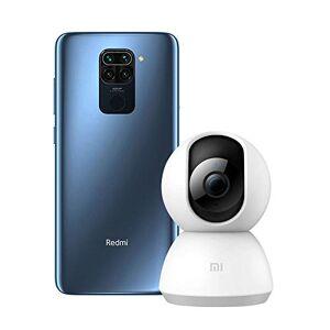 Xiaomi Redmi Note 9 3Gb 64Gb Gris Mi Home Security Camera 3601080P