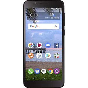 SafeLink TCL LX 4G LTE Smartphone prepagado (16 GB, CDMA), color negro