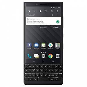 Blackberry KEY2 Silver Smartphone Android Desbloqueado (AT&T/T-Mobile) 4G LTE, 64 GB