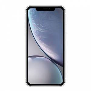 Apple Smartphone iPhone XR 64GB Desbloqueado Color Blanco (Renewed)