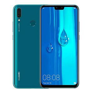 """Huawei Y9 2019 Smartphone 6.5"""" FHD+, 64GB, 4000mAh Battery, Desbloqueado Azul"""