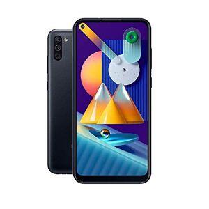 """Smartphone Samsung Galaxy M11 6.4"""" Nacional 3GB RAM + 32GB + Audifonos y MicroSD"""