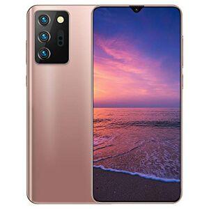 """OnePro Note21U Teléfonos 5G Desbloqueado Smartphone Robusto 12GB + 512GB 6.6""""HD + Android 10.0 5000mAh Batería 18MP + 48MP"""