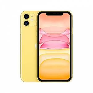 Apple iPhone 11 (256GB) Amarillo