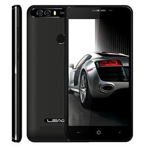 Leagoo kiicaa de potencia 2GB + 16GB 12,7cm 7.0MTK6580A Quad Core Android de hasta 1,3GHz WCDMA y GSM, Negro