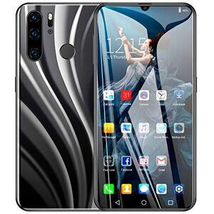 """Aoile P40 Pro Teléfono Inteligente de visualización de Alta definición de 6,5"""" con reconocimiento Facial Una Talla L96KwOmG-PCL_019B9VQ9-0109-gyx"""