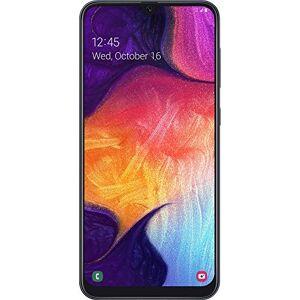 Tracfone Samsung Galaxy A50 4G LTE Prepaid Smartphone (Locked) Negro 64GB Tarjeta SIM incluida CDMA