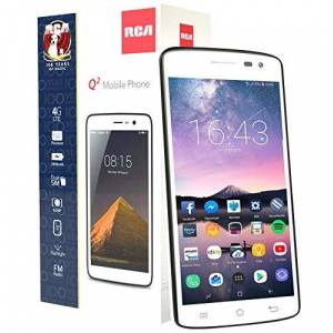 RCA Smartphone Q2 2gb Ram/ 16gb ROM Exp. 32gb Negro