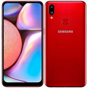 Samsung Celular Galaxy A10s 2GB 32GB Octa-Core Android 9Pie Rojo