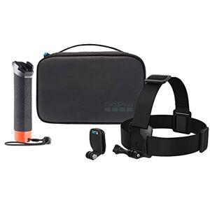 GoPro AKTES-001 Kit de Accesorios para Cámara de Fotos, color Negro