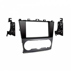 Metra 95-8907HG Double DIN Dash Kit for Select 2015-Up Subaru Impreza and Crosstrek Vehicles (Black)