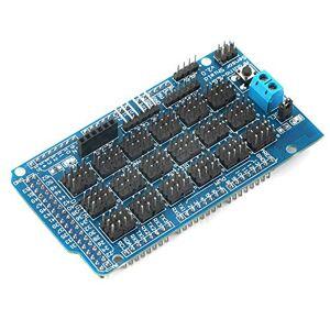 HOBfuMX más Nuevo Sensor Shield V2.0 Board para Arduino Mega2560 R3 ATmega16U2 ATMEL AVR envío Gratis