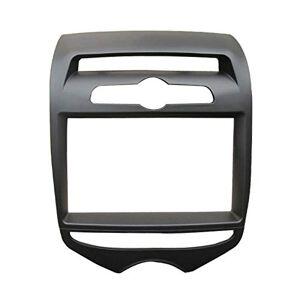 FEELDO 2Din Marco embellecedor para Radio de Coche para Hyundai IX20 (Manual AC) 2012
