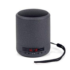ZS Audio Inalámbrico Bluetooth Al Aire Libre Mini Radio De Subwoofer Compacto Al Aire Libre Deporte Portátil