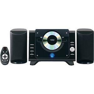 Naxa Electronics Digital CD Microsystem with AM/FM Radio