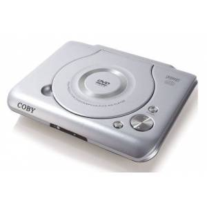Coby DVD-211 Compact DVD Player with Progressive Scan
