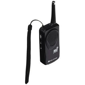 Midland Consumer Radio Midland HH50B Pocket Weather Alert Radio, NOAA All Hazard, 7 Weather, Portable